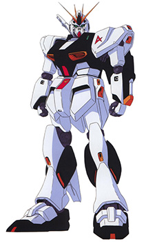 RX-98 v Prototype Newtype-use General-Purpose Mobile Suit Nu Gundam 2