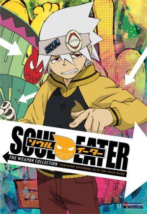 Soul Eater dvd