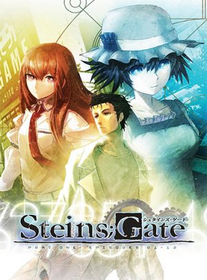Steins;Gate Steins Gate dvd