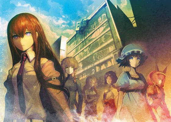 Steins;Gate wallpaper
