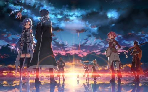 Sword Art Online Wallpaper