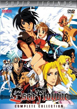 The Vision of Escaflowne-DVD