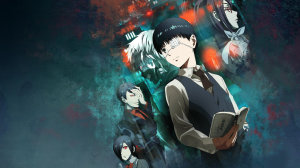 Tokyo Ghoul Review & Characters - Resisting the Urge to Eat