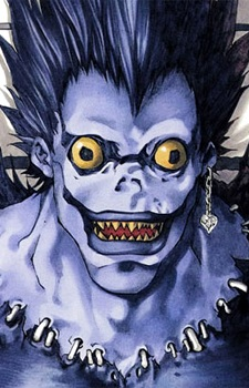 death note ryuk prof