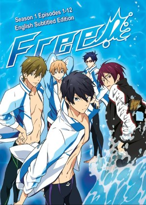 Free! Yaoi/BL Scenes in Anime Series - 1st Dish for Moments We Slash