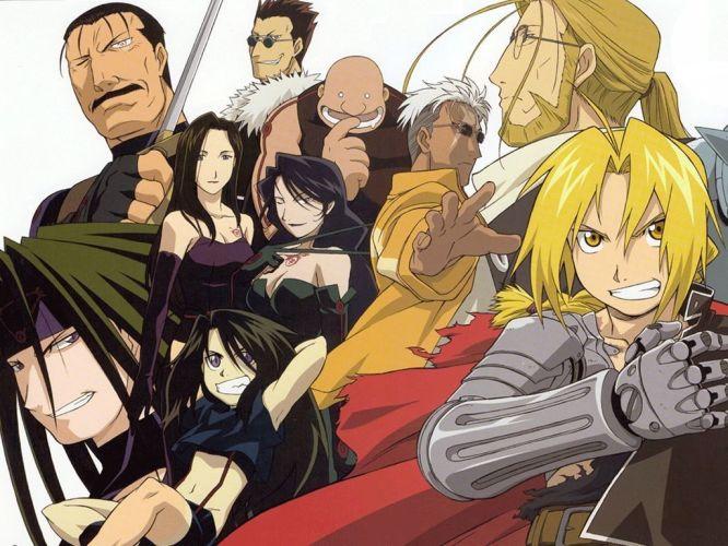 Top 10 Strongest Fullmetal Alchemist Characters [Best List]