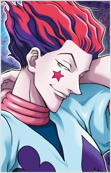 hunterxhunter hisoka prof