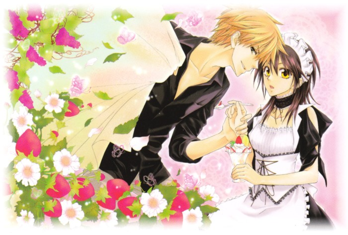 kaichou wa maid sama wallpaper 02