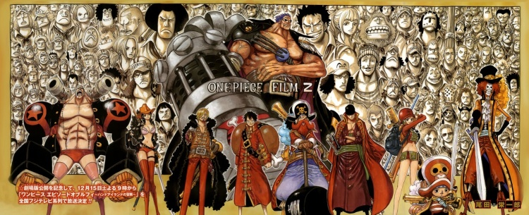 One Piece Main Characters