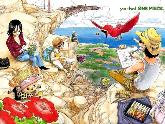one-piece-wallpaper-08-560x420 The Insane Work Schedules of Your Favorite Manga Artists