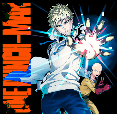 one punch man Fan Art 01