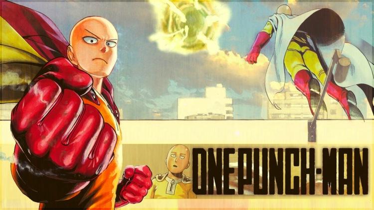 one punch man wallpaper
