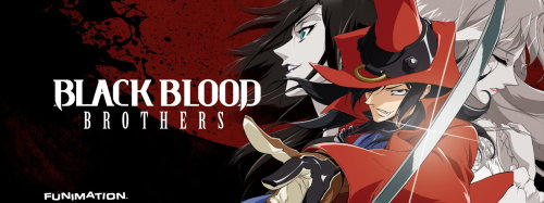 Black Blood Brothers wallpaper 02