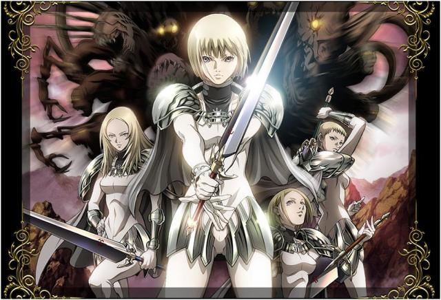 Claymore CLAYMORE-wallpaper