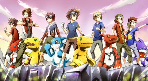 Digimon-Adventure wallpaper2