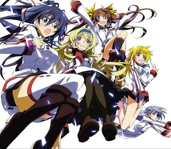 infinite-stratos-dvd-1-300x383 6 Anime Like Infinite Stratos [Updated Recommendations]
