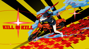 Kill la Kill Review & Characters - In Heaven's Stead, We Smite Clothing