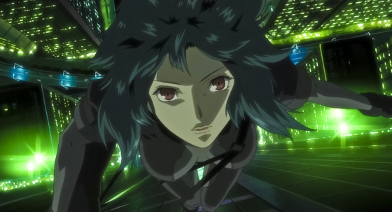 ghost in the shell Koukaku Kidoutai Highlight 3 the GitS universe