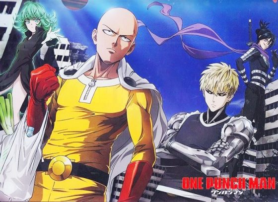 6 Anime Characters Who Can Challenge Saitama : Anime like one punch man recommendations