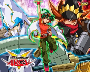 Yu-Gi-Oh! ARC-V Preview & Characters - I'm Getting Shivers!