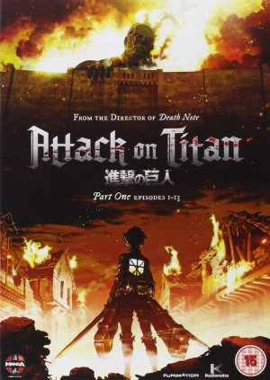 attack on titan dvd1