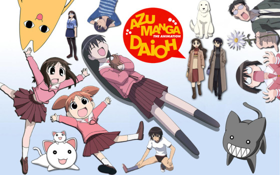azumanga daioh wallpaper
