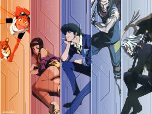 Cowboy Bebop Review & Characters - See You Space Cowboy…