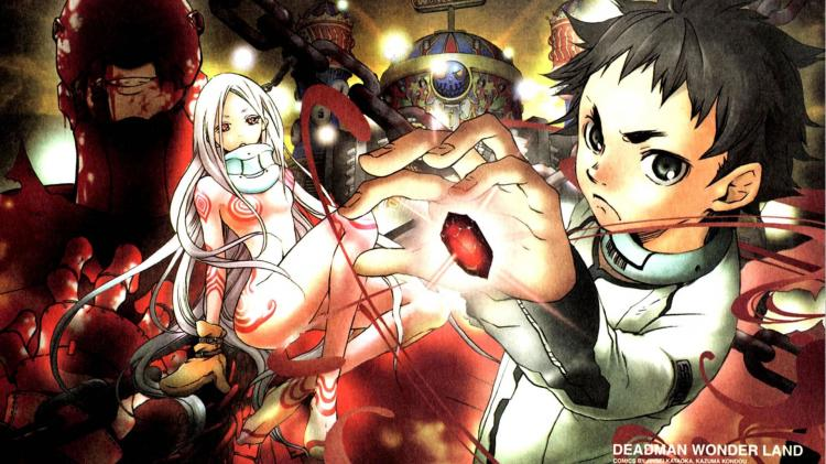 deadman wonderland-Wallpaper