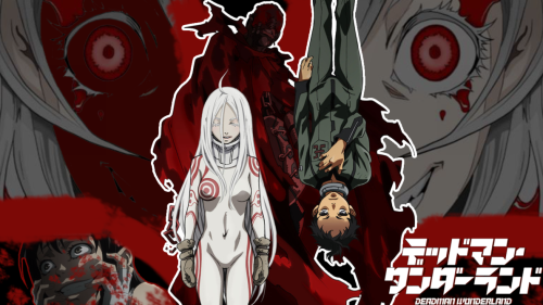 deadman wonderland wallpaper