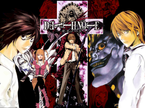 deathnote wallpaper2