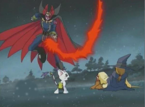 digimon adventure Fighting Myotismon