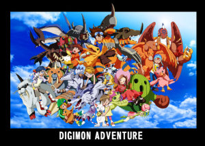 Digimon Adventure Review & Characters - Our Digital Champions