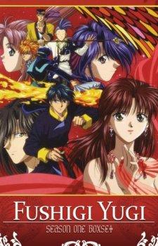 fushigi yuugi dvd