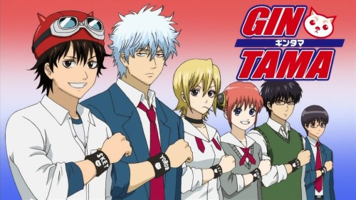 gintama sket dance wallpaper