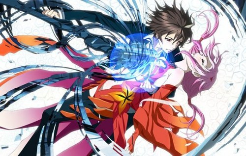 guilty-crown couple
