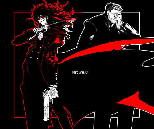 hellsing wallpaper 02