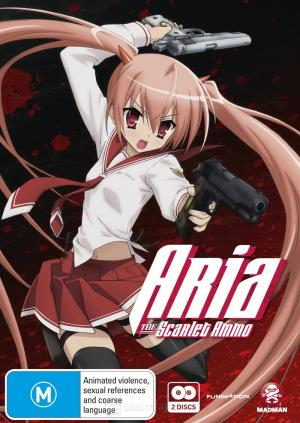 hidan no aria dvd