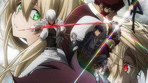 Kekkai Sensen (Blood Blockade Battlefront) Review & Characters - New York City Got a Little Stranger