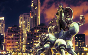 Ghost in the Shell: Stand Alone Complex Review & Characters – Feel it in Your Ghost