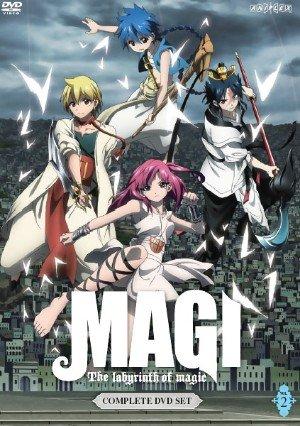 magi dvd