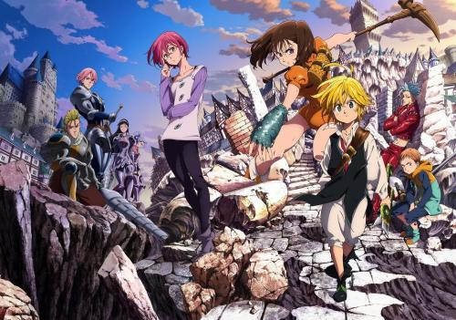 The-Heroic-Legend-of-Arslan-225x350 Anime Relevance: Arthurian Lore in Nanatsu no Taizai