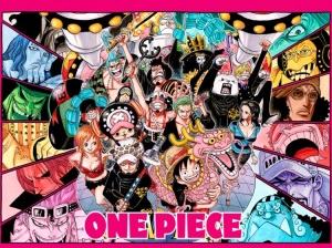 One Piece Review & Characters - I'm gonna be King of the Pirates!
