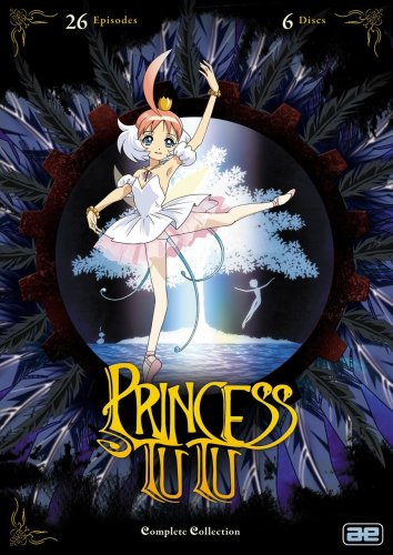 princess-tutu-wallpaper-434x500 Top 10 Anime Ballerinas in Princess Tutu