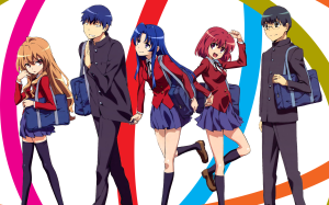 Toradora! Review & Characters - That Good Ol' High School Feeling