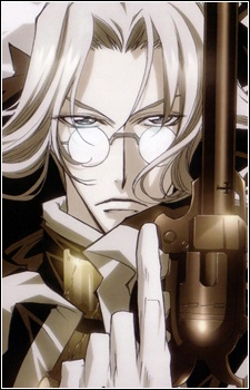 trinity blood Able Nightroad