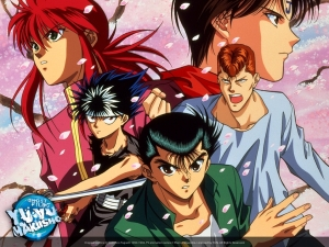 Throwback Thursday: Yu Yu Hakusho Review & Characters