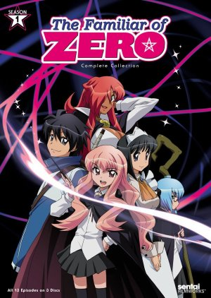 6 Anime Like Zero no Tsukaima (The Familiar of Zero)  [Recommendations]