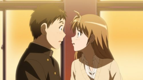 B-Gata-H-Kei-capture-500x281 Top 10 Anime Kiss Scenes [Updated]