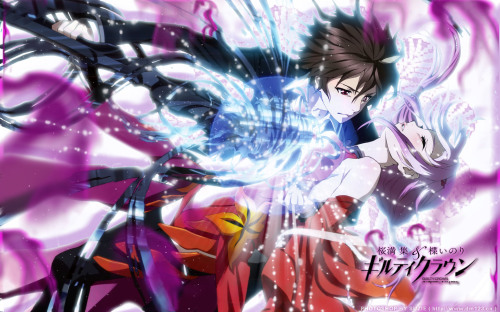 Guilty Crown Highlight 1