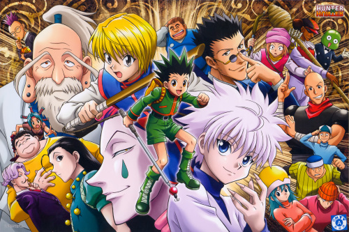 hunter-x-hunter-wallpaper-697x500 Hunter x Hunter Review & Characters – Possibly the Most Mature Shounen Anime